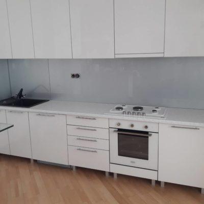 Скляний фартух на кухню