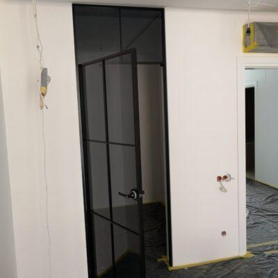 двері лофт