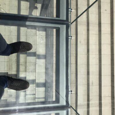 Скляні підлоги